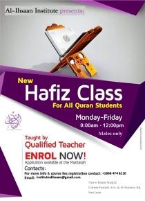 Hifz class